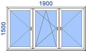 Пластиковые окна в одинцово цены от 3490 р.